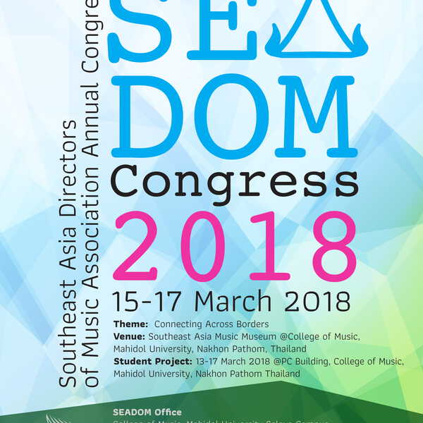 The 10th SEADOM Congress 2018