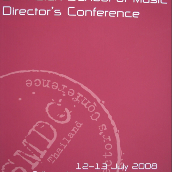The 1st SEADOM Congress 2008