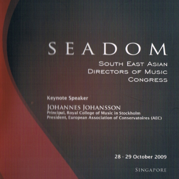 The 2nd SEADOM Congress 2009