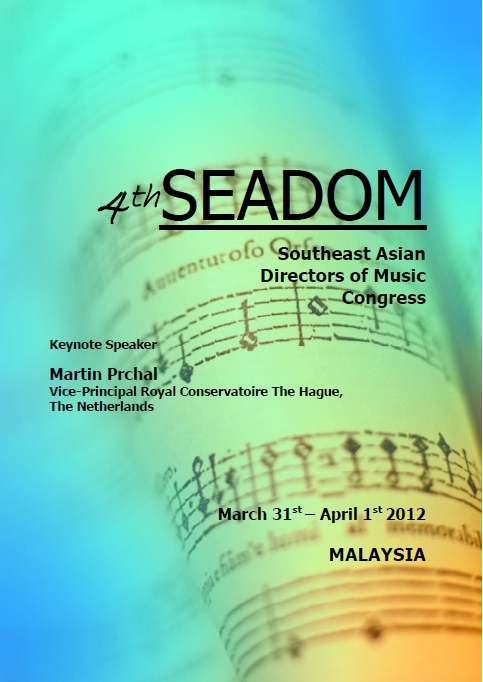 The 4th SEADOM Congress 2012