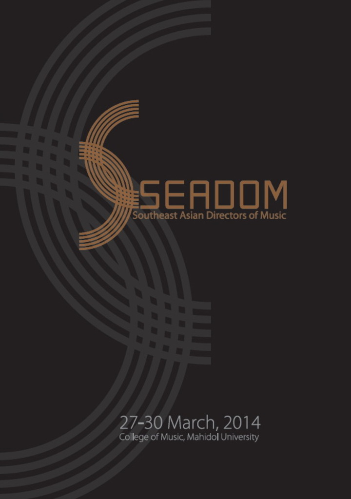 The 6th SEADOM Congress 2014