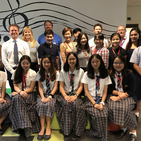 Strengthening Bonds: Brunei and Singapore music institutions in collaboration