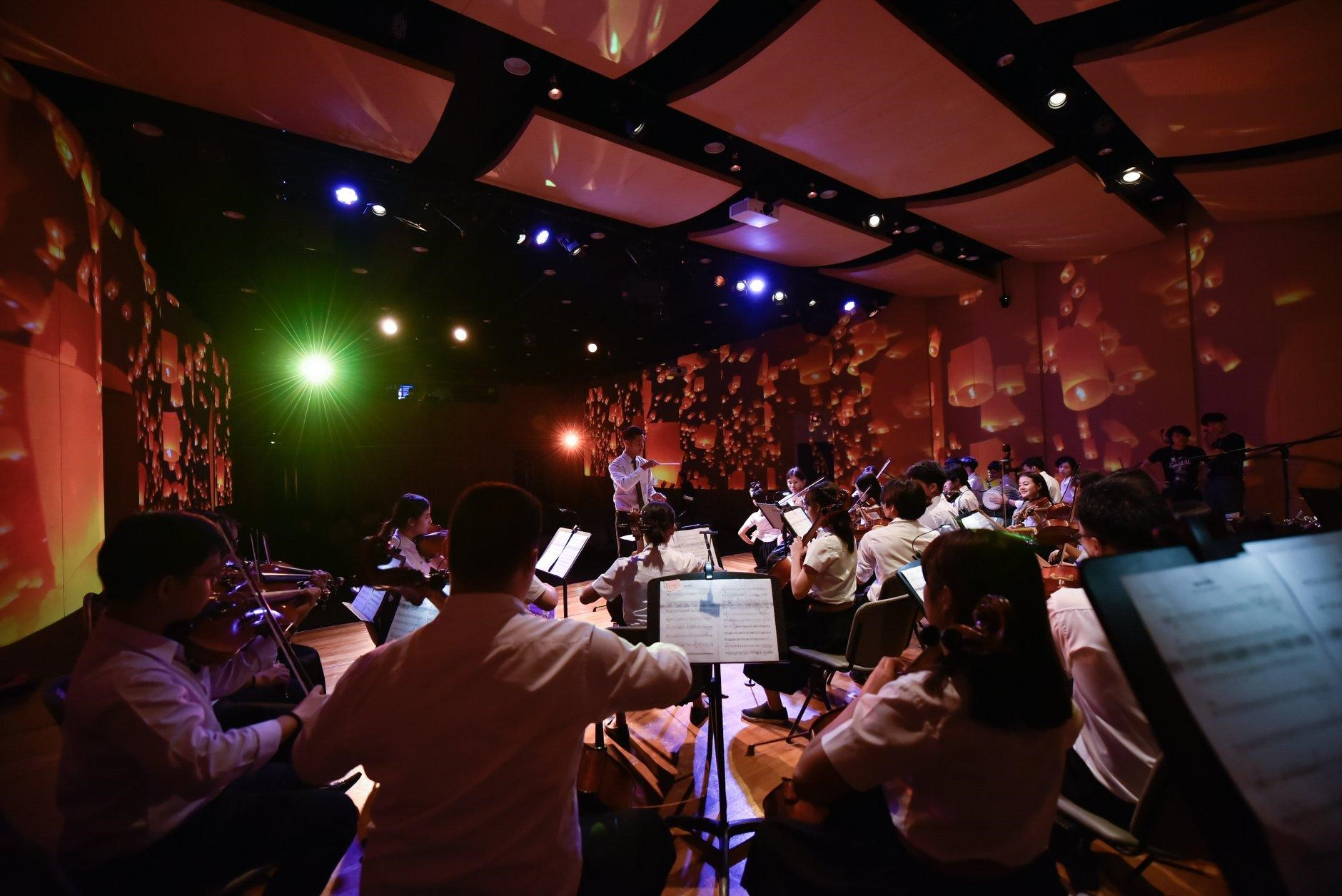 SUMHUA CONCERT: First Collaborative Concert Project of THEMSN