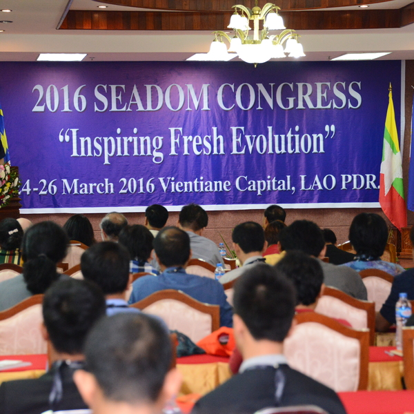 SEADOM Congress 2016: Photo