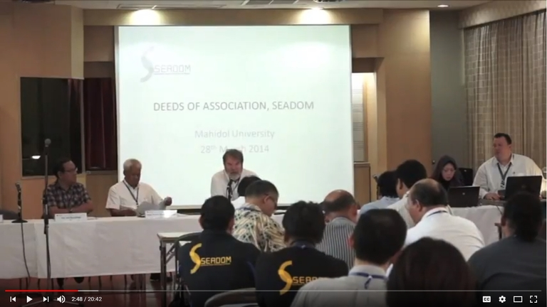 SEADOM Congress 2014: Videos