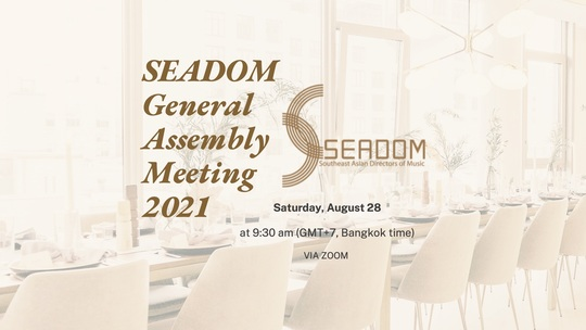 General Assembly Meeting 2021
